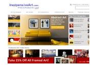 Inexpensiveart Coupon Codes September 2018