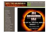 Into-the-wilderness Coupon Codes October 2018