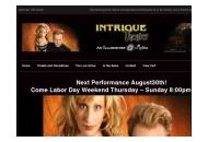 Intriguetheater Coupon Codes January 2019