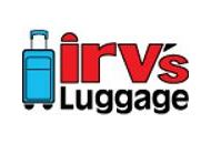 Irv's Luggage Coupon Codes January 2019