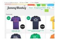 Jammymunkey Coupon Codes January 2018