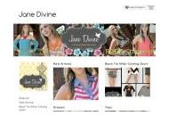 Janedivine Coupon Codes March 2018