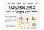Japanesesewingpatterns Coupon Codes November 2020