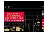 Jeanbrown Au Coupon Codes February 2019