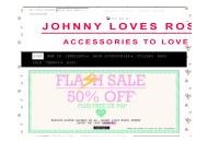 Johnny-loves-rosie Coupon Codes May 2021