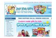 Justkidsgifts Coupon Codes August 2019