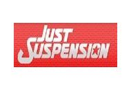 Just Suspension Coupon Codes December 2018