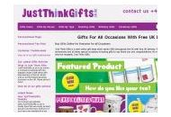 Justthinkgifts Uk Coupon Codes June 2020