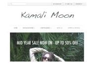 Kamalimoon Coupon Codes October 2018