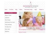 Katarinaspaperie Coupon Codes August 2020