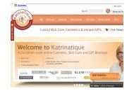 Katrinatique Coupon Codes August 2020