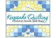 Keepsake Quilting Coupon Codes May 2018