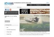 Kickstartendurance Coupon Codes March 2021