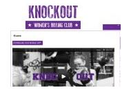 Knockoutwomenboxing Coupon Codes September 2018