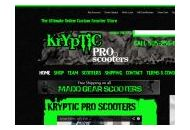 Krypticproscooters Coupon Codes September 2020