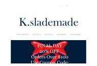 Kslademade Coupon Codes January 2019