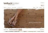 Laidbacklondon Coupon Codes August 2019
