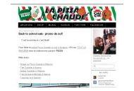 Lapizzachaude Coupon Codes January 2021