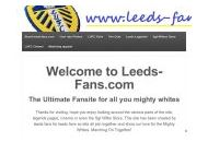 Leeds-fans Coupon Codes July 2021