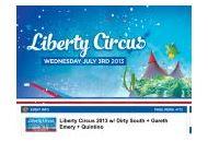 Libertycircus Coupon Codes July 2021