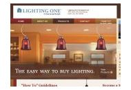 Lighting-one Coupon Codes January 2020