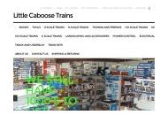 Littlecaboosetrains Au Coupon Codes October 2018