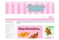 Littlemissdelicious Coupon Codes October 2021