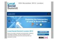 Localsocialsummit Coupon Codes September 2020
