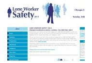 Loneworkersafetyexpo Coupon Codes January 2021