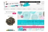 Lotsofbuttons Coupon Codes July 2020