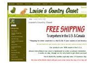 Louisescountrycloset Coupon Codes July 2018