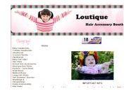 Loutique Uk Coupon Codes July 2020