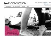 Loveconviction Coupon Codes June 2020