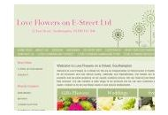 Loveflowersltd Coupon Codes September 2020