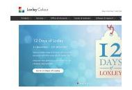 Loxleycolour Coupon Codes September 2018