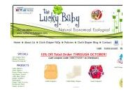Luckyclothdiapers Coupon Codes May 2018