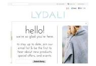 Lydali Coupon Codes November 2020