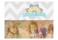 Madisonviningphotography Coupon Codes January 2019