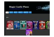 Magiccastleplans Coupon Codes December 2018