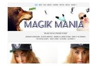 Magikmania Coupon Codes May 2021
