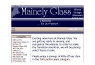 Mainelyglass Coupon Codes December 2019