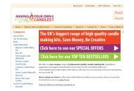 Makingyourowncandles Uk Coupon Codes May 2018