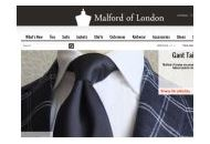 Malfordoflondon Coupon Codes August 2018