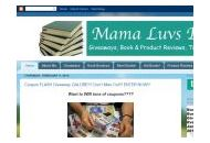Mamaluvsbooks Coupon Codes August 2018