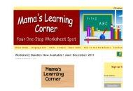 Mamaslearningcorner Coupon Codes November 2020