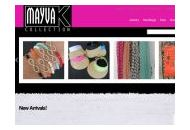 Mayvakcollection Coupon Codes March 2019