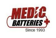 Medic Batteries Coupon Codes February 2019