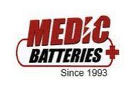 Medic Batteries Coupon Codes May 2018