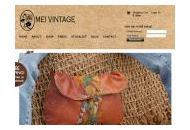 Meivintage Coupon Codes September 2020