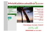 Melekalikimakashirts Coupon Codes January 2019